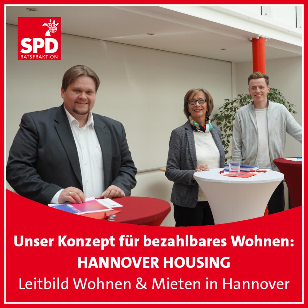 Leitbild Wohnen & Mieten in Hannover