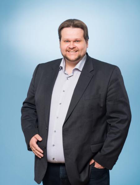 Fraktionsvorsitzender Lars Kelich