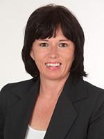 Peggy Keller, sportpolitische Sprecherin der SPD-Ratsfraktion