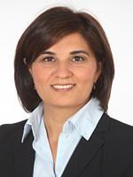 Belgin Zaman, kulturpolitische Sprecherin der SPD-Ratsfraktion