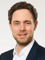 Christopher Finck, jugendpolitischer Sprecher der SPD-Ratsfraktion Hannover