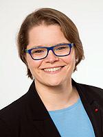 Dr. Maxi Carl, gleichstellungspolitische Sprecherin der SPD-Ratsfraktion