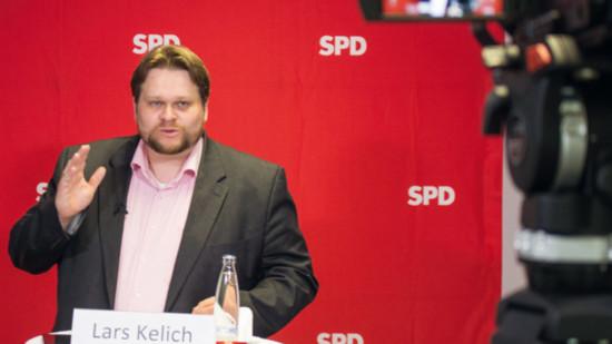 Moderierte die Veranstaltung am 27. Mai: unser Fraktionsvorsitzender Lars Kelich