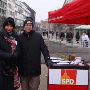 Michael Klie und Ulrike Strauch