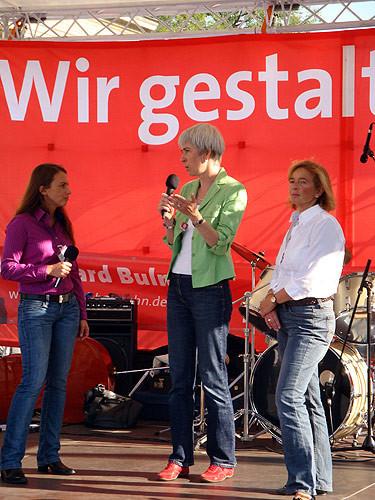 Schorsenfest der hannoverschen SPD auf dem Opernplatz