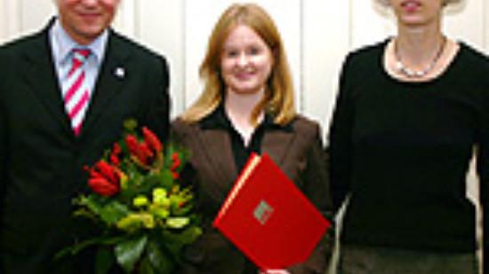 Stephan Weil, Anne Lossin, Christine Kastning