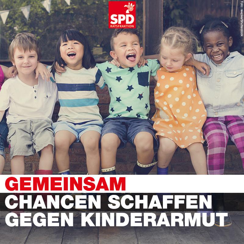 Link zur Seite Gemeinsam Chancen schaffen gegen Kinderarmut!